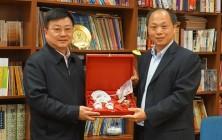 2018.04.18 上海外事办张小松主任与李院长合影